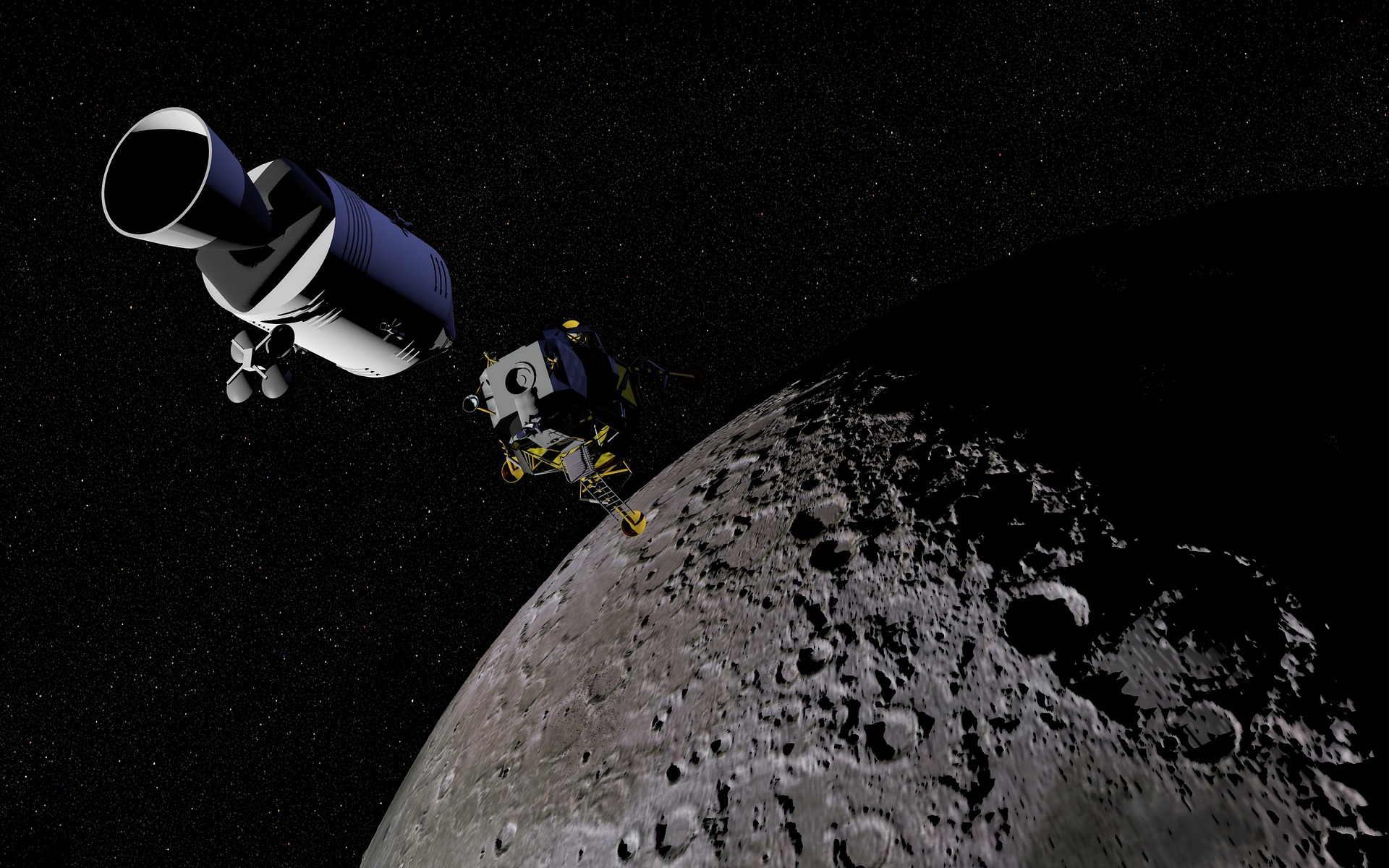 Moon missions